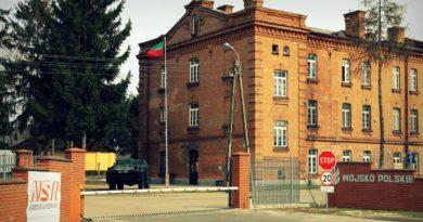 Kwalifikacje do służby w hrubieszowskim pułku
