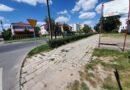 Tu będą nowe chodniki – ulica Mickiewicza
