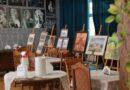 Wystawa i aukcja charytatywna obrazów i grafik hrubieszowskich artystów