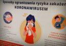 Tylko 3 nowe zakażenia koronawirusem w powiecie hrubieszowskim. Brak przypadków śmiertelnych w województwie