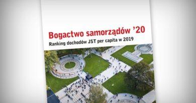 Ranking Bogactwa Samorządów – Hrubieszów na 255 pozycji. Miejsca powiatu i gmin