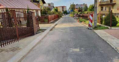 Hrubieszów: Remont ulicy Kruczej – ZDJĘCIA