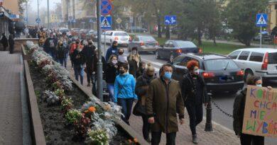 Hrubieszowski protest nr 2 – ZDJĘCIA, WIDEO