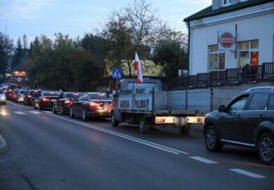 Hrubieszowski protest nr 3 – ZDJĘCIA, WIDEO