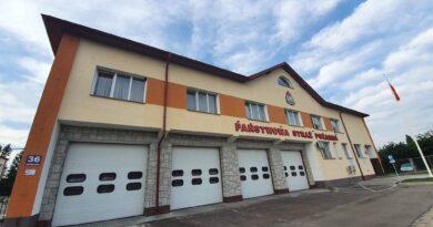 Nabór do służby w hrubieszowskiej komendzie Straży Pożarnej