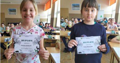 Eko-laureatki z hrubieszowskiej Jedynki