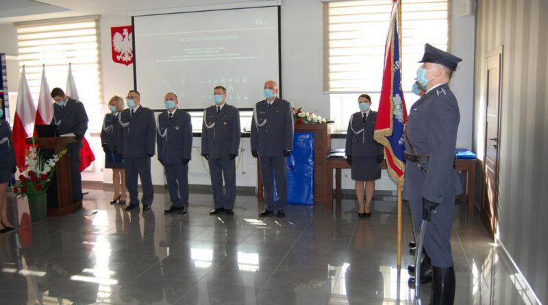 Święto Służby Więziennej w hrubieszowskim zakładzie karnym – awanse, odznaczenia, pożegnania – ZDJĘCIA
