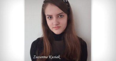 Zuzanna Kusiak z hrubieszowskiego Staszica siódma w Polsce!