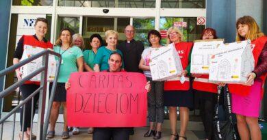 Hrubieszów: Caritas dzieciom – ZDJĘCIA