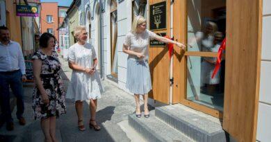 Otwarcie Punktu Informacji Turystycznej w hrubieszowskich Sutkach – ZDJĘCIA