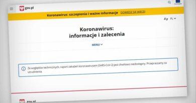 Brak danych z wczoraj, dziś 3 nowe przypadki koronawirusa w powiecie hrubieszowskim. W kraju ponad 5,5 tysiąca zakażeń